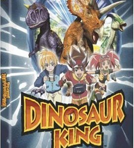 Dinosaur-King-Saison-1-Volume-1-0