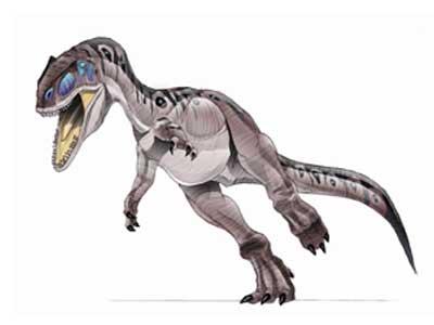 Piatnitzkysaurus.