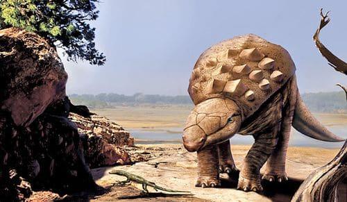 Panoplosaurus.