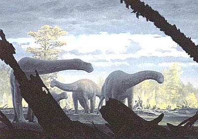 Patagosaurus.