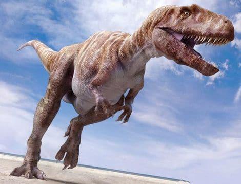 Megalosaurus.