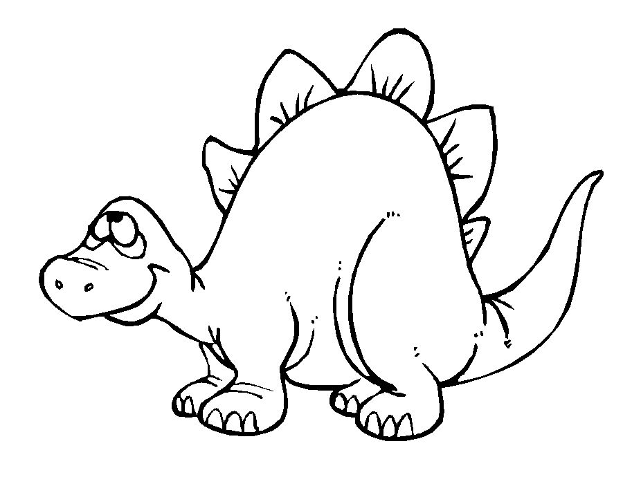 Célèbre Coloriages de dinosaures et dessins d'animaux préhistoriques GQ87