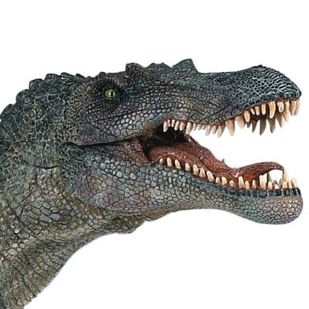 Dinosaure spinosaurus.