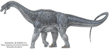 Puertasaurus.
