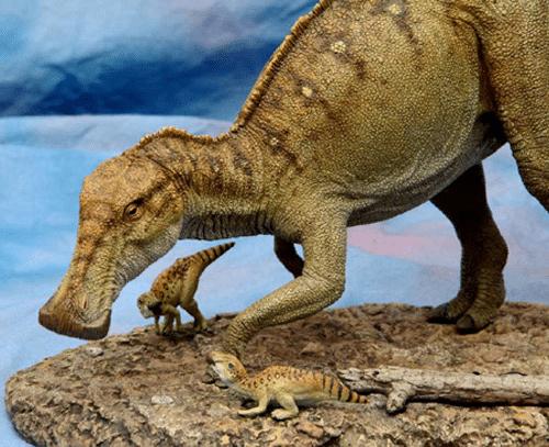 Dinosaure Anatotitan.