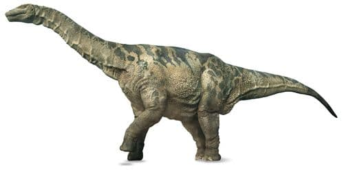 Dinosaure Argentinosaurus.