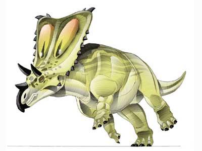 chasmosaurus.