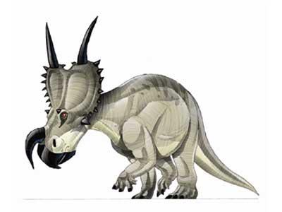 einiosaurus.
