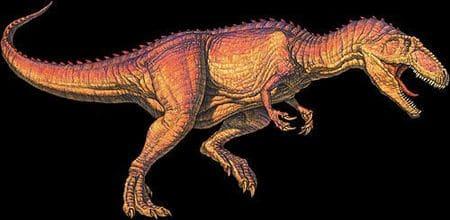 Giganotosaurus.