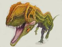 yangchuanosaurus.