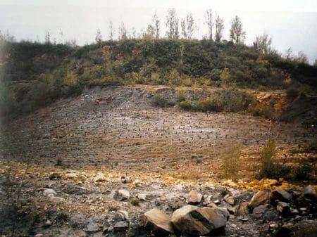 Le gisement de dinosaures de Lestaillats en Haute-Garonne.