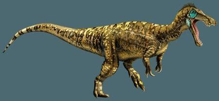 Baryonyx dans le film Jurassic World.