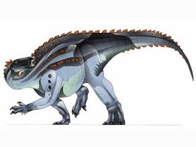 Scélidosaurus.