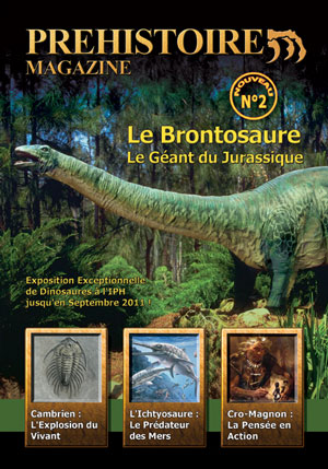 Dinosaures et préhistoire : article sur l'Apatosaurus.