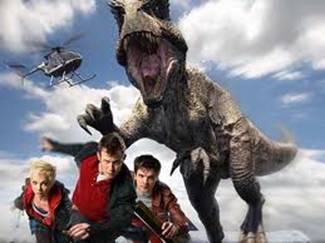 Dinosaure Giganotosaurus.