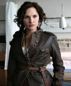 Emily dans la série Primeval.