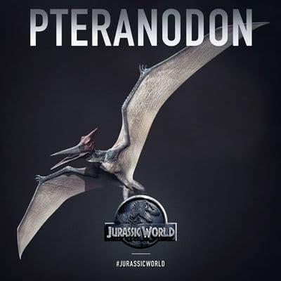 Pteranodon du film Jurassic World.