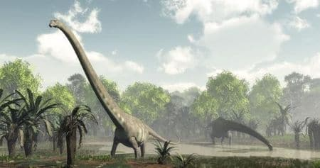 Dinosaure Qijianglong.