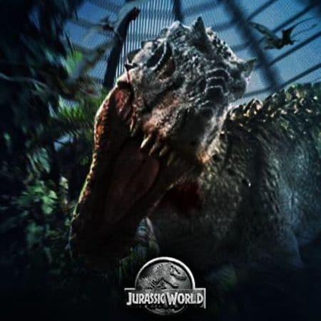 L'Indominus Rex attaque !
