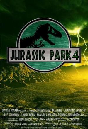 Affiche du film Jurassic World (Jurassic Park 4).