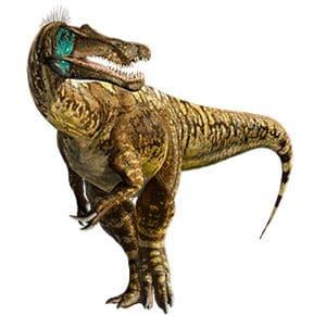 Baryonyx du film Jurassic World.