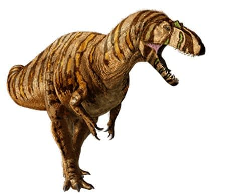 Metriacanthosaurus du film Jurassic World.