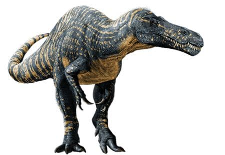 Suchomimus du film Jurassic World.