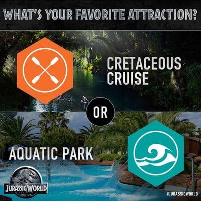 Croisière crétacée ou bassin aquatique ?