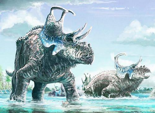 Machairoceratops.