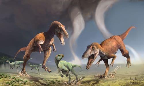 Dinosaure Gualicho.