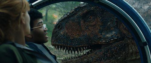 Tyrannosaure dans Jurassic World Fallen Kingdom